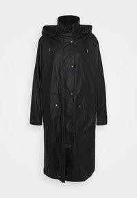 DRIFTER COAT - Waterproof jacket - black
