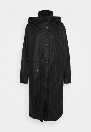 DRIFTER COAT - Regenjacke / wasserabweisende Jacke - black