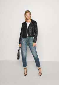 G-Star - JANEH ULTRA HIGH MOM RP ANKLE  - Relaxed fit jeans - faded - 1