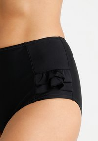 Pour Moi - SPLASH CONTROL BRIEF - Bikini bottoms - black - 4