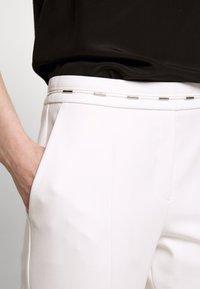 HUGO - HAZENA - Trousers - natural - 5
