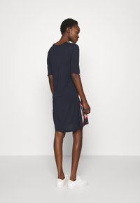 PS Paul Smith - Jersey dress - navy/multicolor - 2