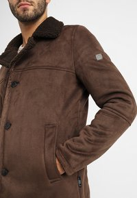 INDICODE JEANS - CROCKFORD - Light jacket - demitasse - 4