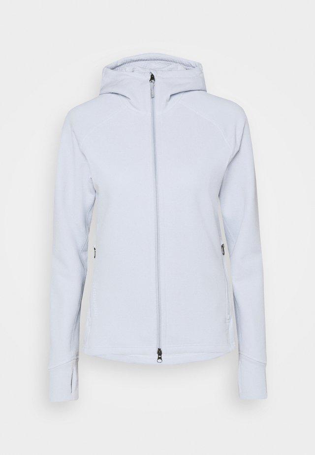 MONO AIR HOUDI - Training jacket - light blue