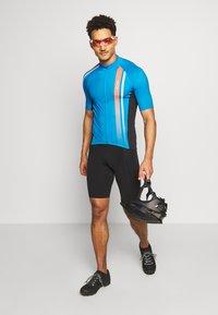 LÖFFLER - BIKE HOTBOND® - Print T-shirt - brillant blue - 1