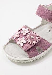 Superfit - SPARKLE - Sandals - lila - 5