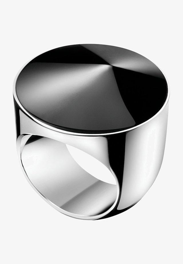 FRACTAL  - Ring - schwarz