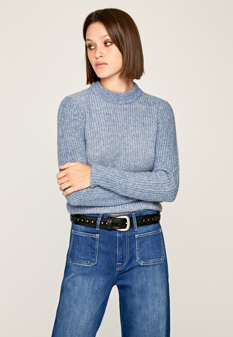 Pepe Jeans - BABIE - Sweter - blue