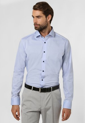 ANDREW JAMES HEMD BARNEY - Formal shirt - blue