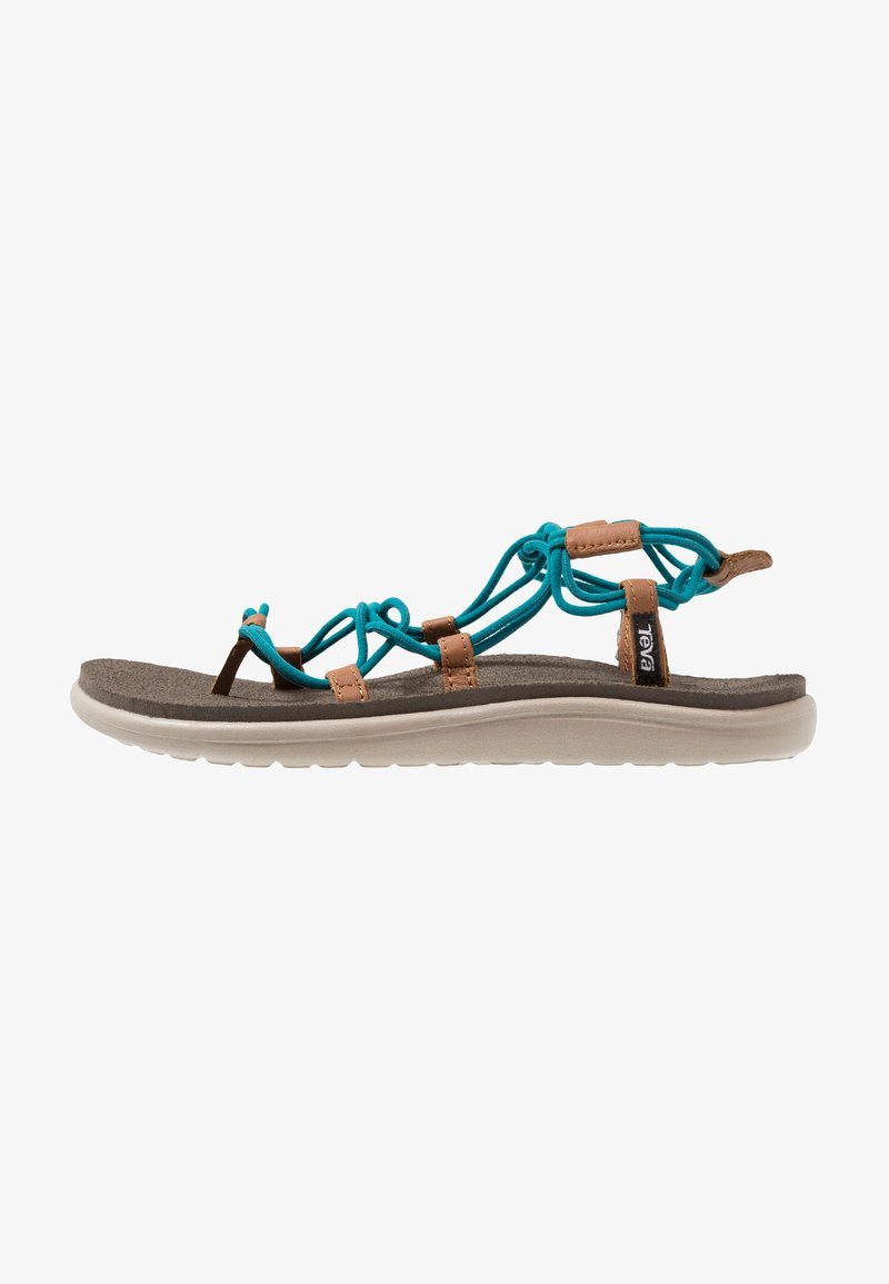Teva - VOYA INFINITY - Walking sandals - deep lake