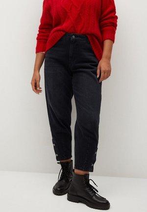 SHANNON - Jeans Skinny Fit - black denim