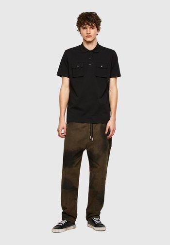 T-ERPOLOCK - Polo shirt - black