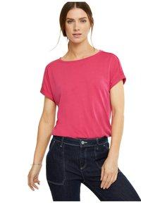 comma casual identity - Basic T-shirt - pink - 4