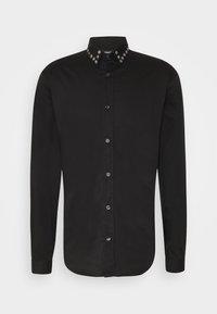 Just Cavalli - CAMICIA - Shirt - black - 4