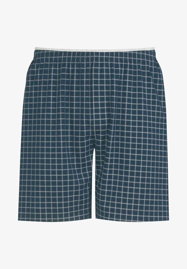 SHORT - Pyjama bottoms - yacht blue