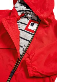 Next - RED SHOWER RESISTANT ANORAK (3MTHS-7YRS) - Impermeabile - red - 3