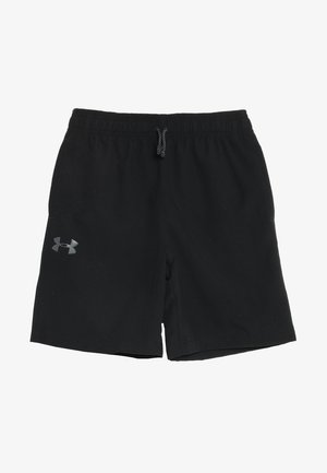 GRAPHIC SHORT - Sports shorts - black/graphite