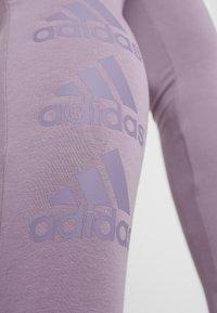 adidas Performance - Medias - legend purple - 5