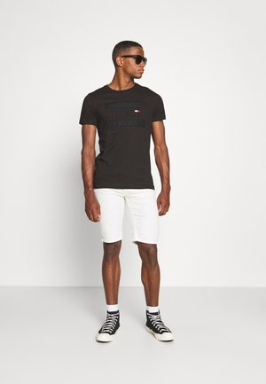 MCINTOSH - Denim shorts - marshmellow