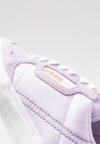 adidas Originals - CONTINENTAL VULC - Sneakers - lilac - 2