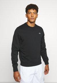 Lacoste Sport - CLASSIC - Sweatshirt - black - 0