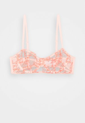 VIOLETTE  - Underwired bra - poppigés rosé