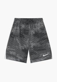 Nike Performance - DRY SHORT - Krótkie spodenki sportowe - black/white - 0