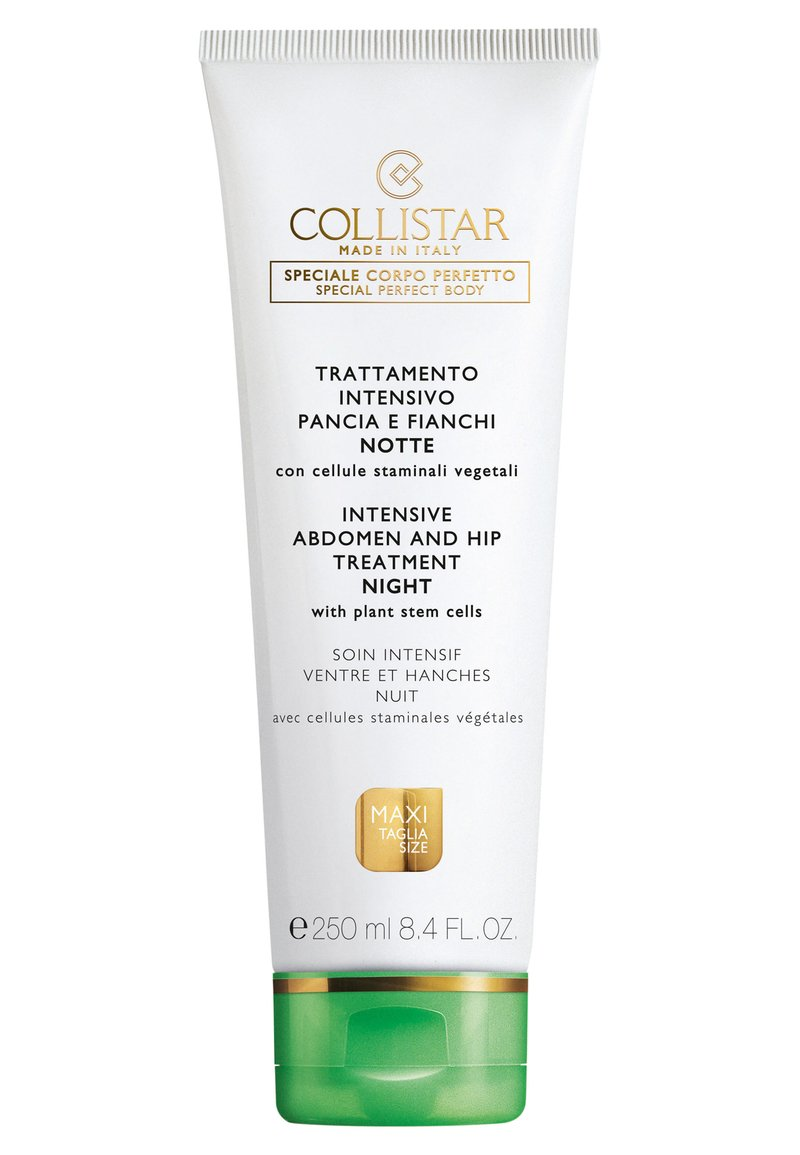 Collistar - INTENSIVE ABDOMEN & HIP TREATMENT - NIGHT - Moisturiser - -