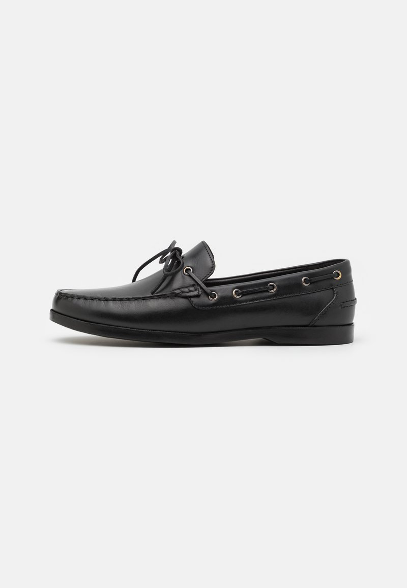 Zign - Scarpe da barca - black