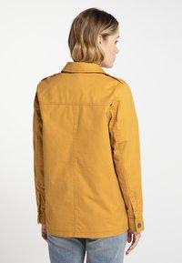 DreiMaster - Light jacket - curry - 2