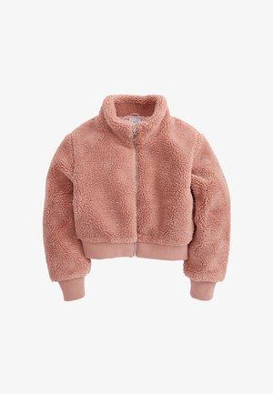 TEDDY  - Fleece jacket - pink
