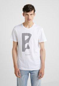 Bogner - ROC - T-shirt z nadrukiem - weiß - 0