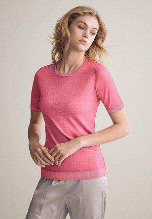 Basic T-shirt - amethyst