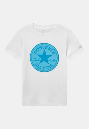 CHUCK PATCH GRAPHIC - T-shirt con stampa - white