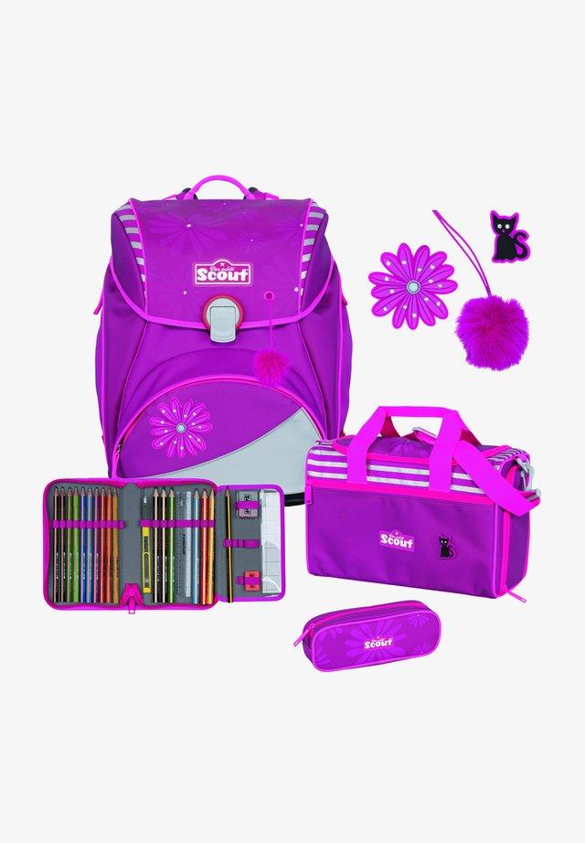 ALPHA SET  - Set d'écolier - pretty pink