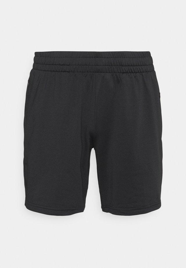HERREN FAUSTINO - Short de sport - black