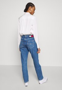 Tommy Jeans - HARPER STRAIGHT - Straight leg jeans - blue denim - 2