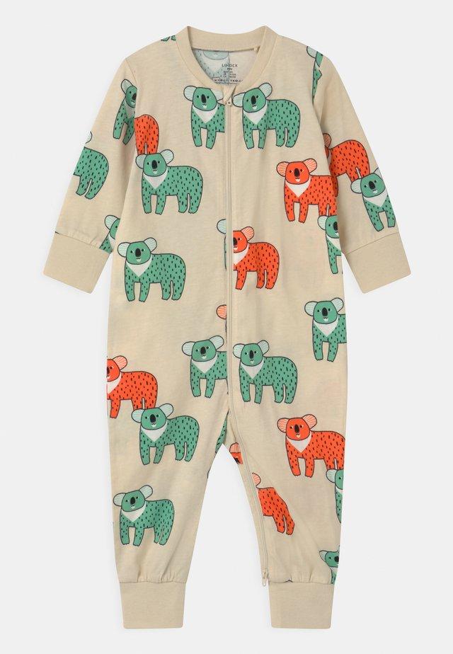 KOALA UNISEX - Pyjamas - beige