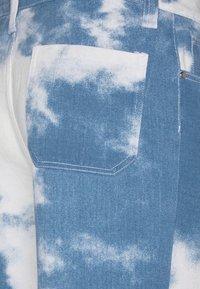 Jaded London - CLOUD SKATE - Jeans baggy - blue - 7