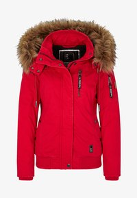 Harlem Soul - GI-GI  - Winter jacket - red - 7