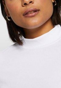 New Look - TURTLE NECK 2 PACK - Topper langermet - black/white - 4