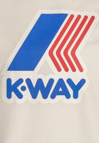 K-Way - EMANUEL - Sweatshirt - white gardenia - 4