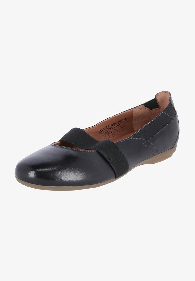 Marc - Ballet pumps - schwarz