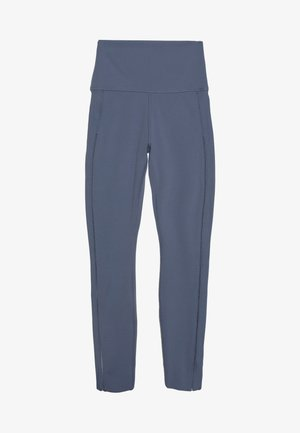 YOGA LUXE 7/8 - Tights - diffused blue