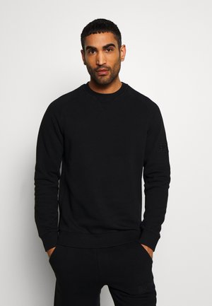 SPORT CREW - Sweatshirt - black beauty
