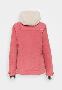 Brunotti - TESSA WOMEN SNOWJACKET - Snowboard jacket - pink grape - 8