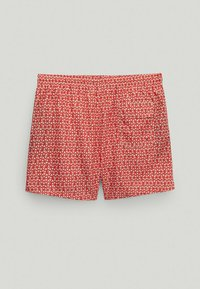 Massimo Dutti - Swimming trunks - red - 4