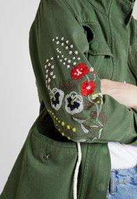 Pepe Jeans - ADAI - Summer jacket - dark khaki - 4