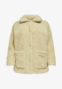 ONLY Carmakoma - Halflange jas - beige - 0