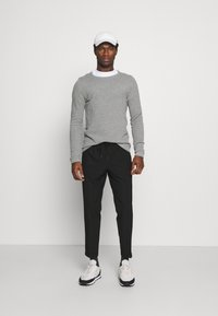 Selected Homme - Trousers - black - 1
